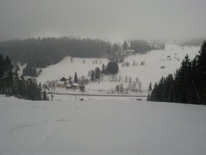 Hempelsberg - Skiing