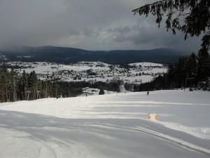 Mehlmeisel - Skiing