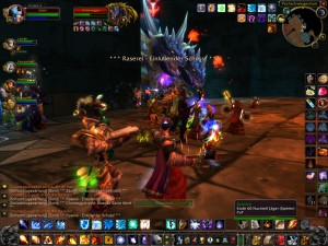 Blackwing Lair 40-men raid