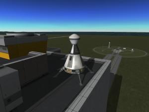Pin point landing