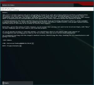 Hacknet - Project Junebug