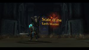 Artefact weapons become better as the player progresses through Legion.