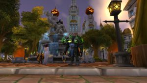 Hallow's End in World of Warcraft.